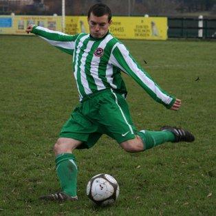 Reuben strikes to secure three points