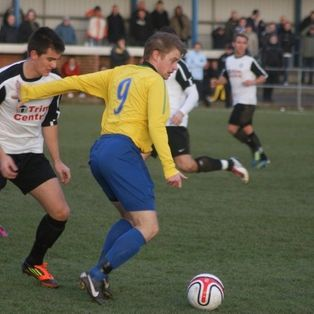 Barrow Town 2 Holwell Sports 3