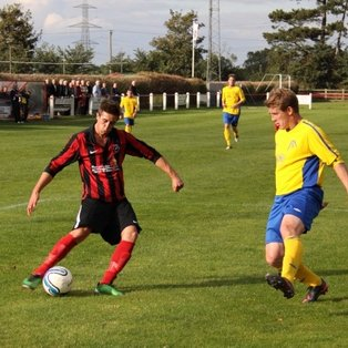 Barrow Town 4 Anstey Nomads 0