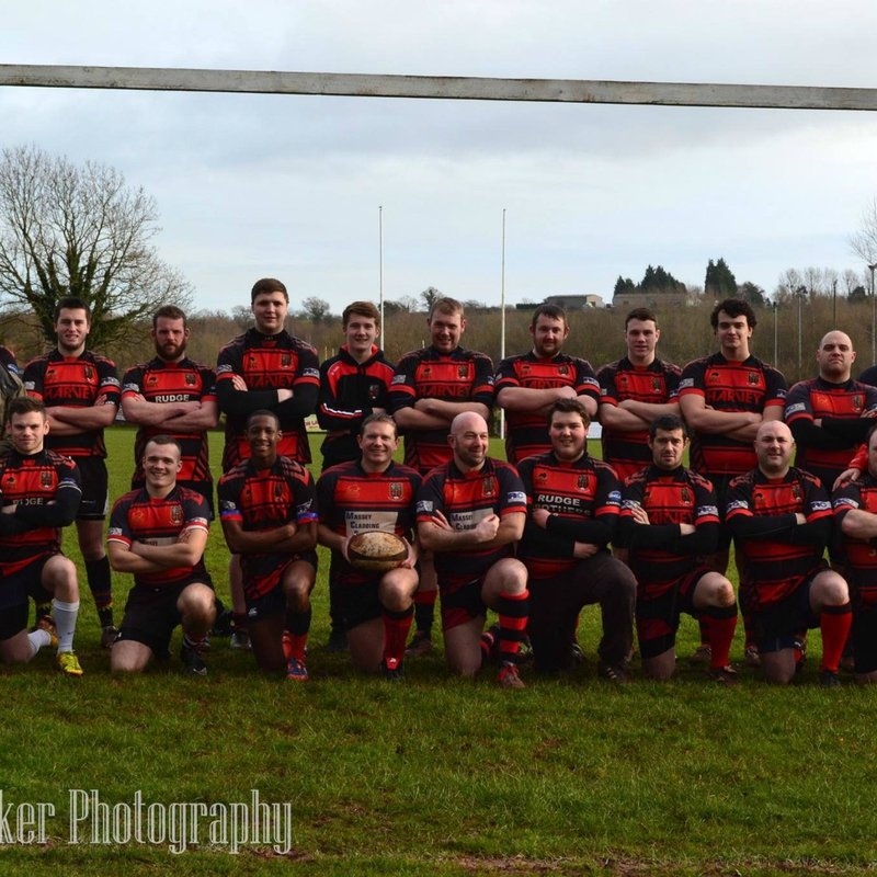 3rd XV beat Bristol Telephone Area 7 - 34