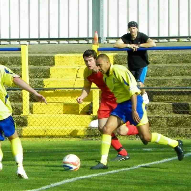 St Albans Away 24 March 2012