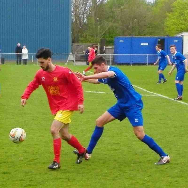 Away to Bedford Town 5 April 2014