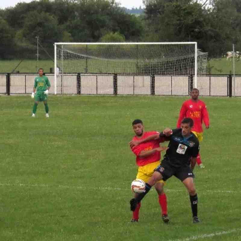 Banbury United v Stevenage Development