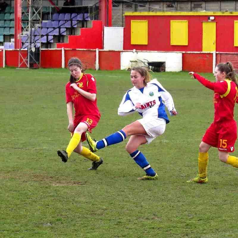 Banbury United Ladies v Ascot United Ladies - 29 Mar 2015