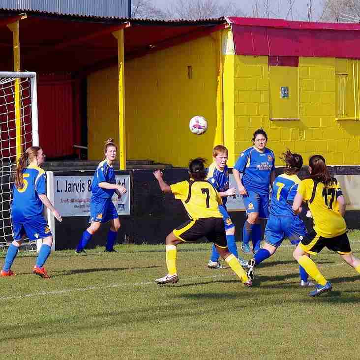 Banbury United Ladies News