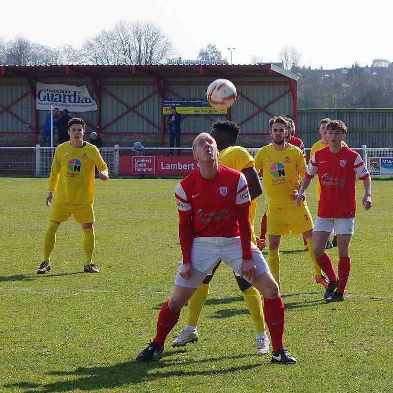 Didcot Town v Banbury United - Photos