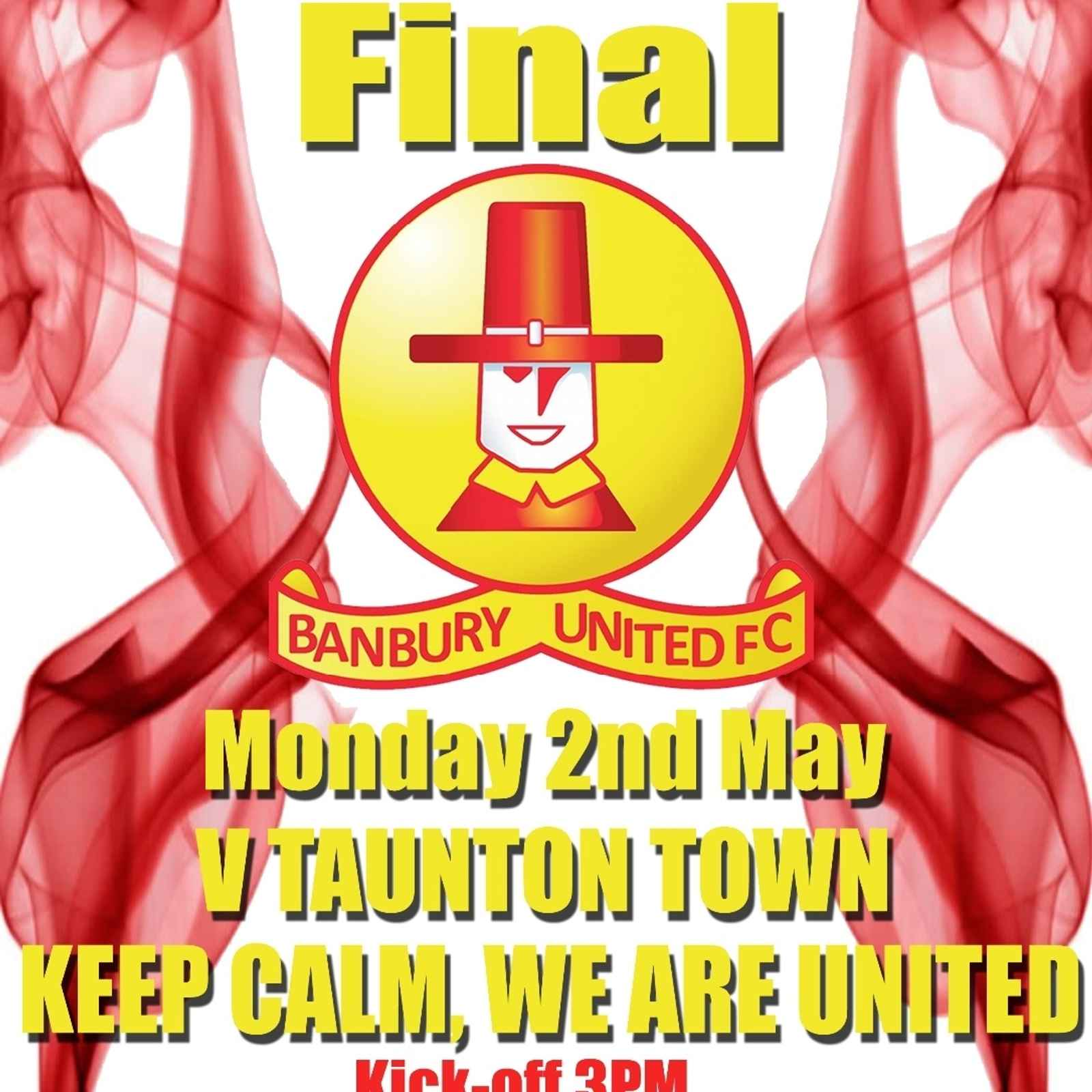 Admission Details for Taunton Town Game
