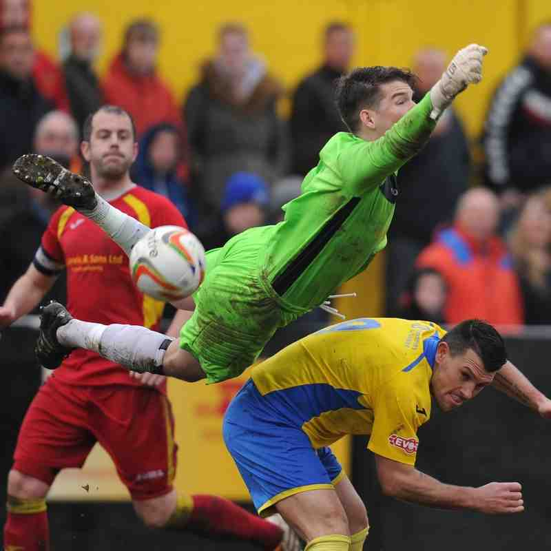 Banbury United v Taunton Town - Photos by Jim Keogh