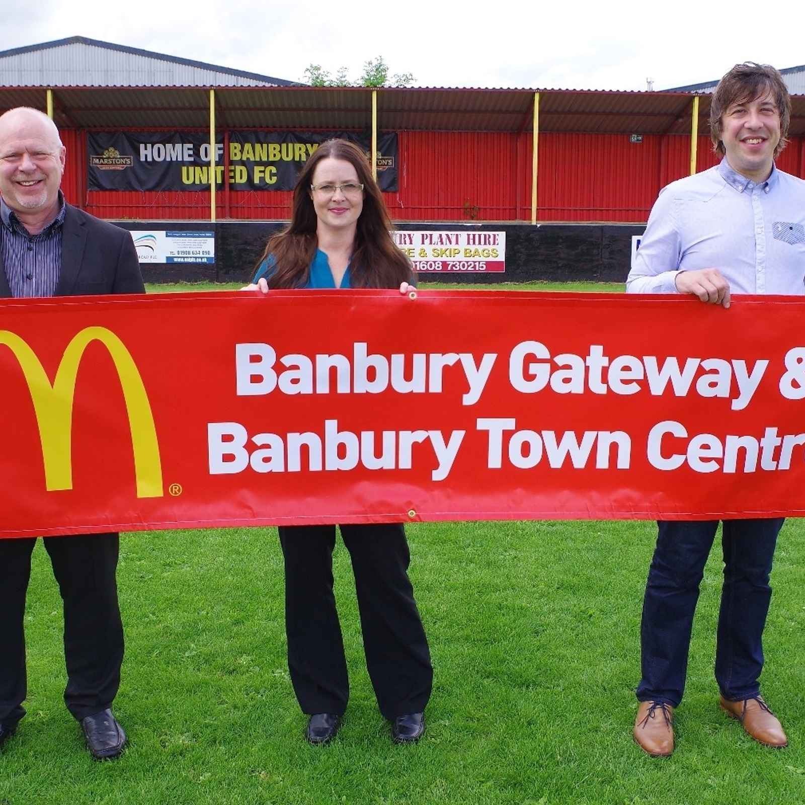 The Golden Arches join the Red and Gold Army in Sponsor Partnership