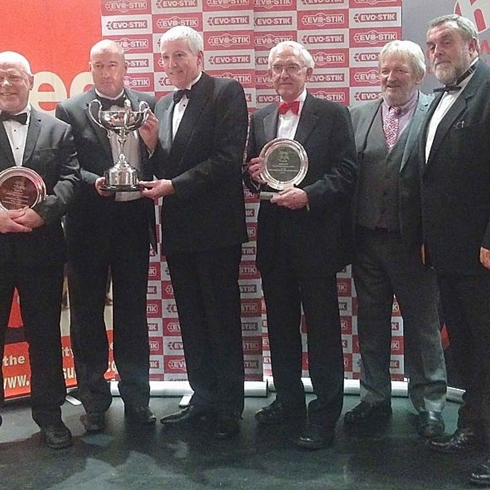 South & West Runners Up Trophy Photo
