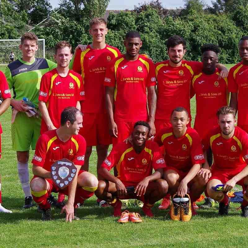 Easington Sports v Banbury United - Photos - 16th July 2016