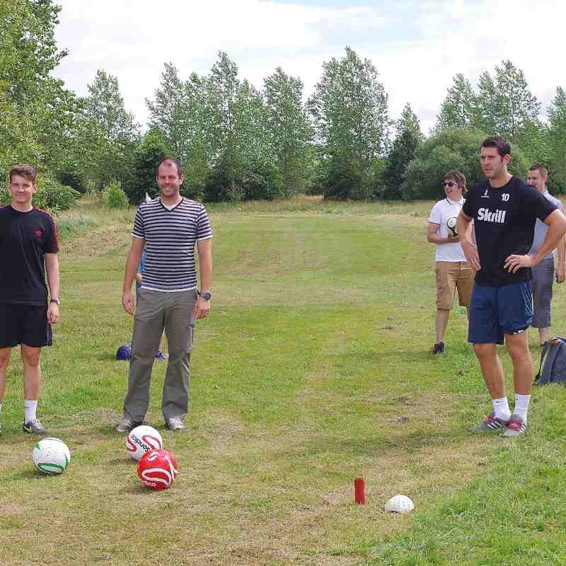 Banbury United Pro-Am FootGolf