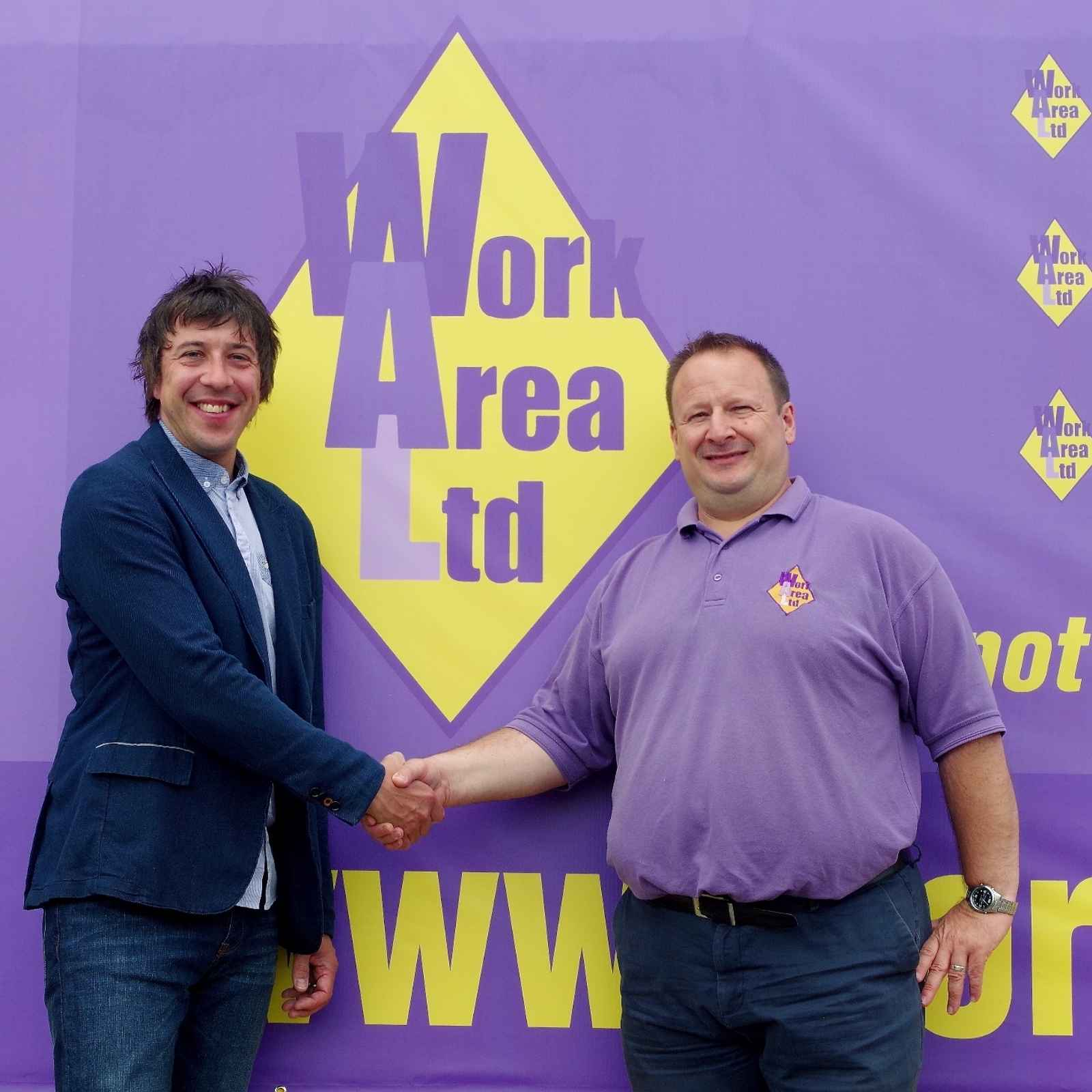 Work Area Limited provide Town End Terrace Sponsorship for Community Club