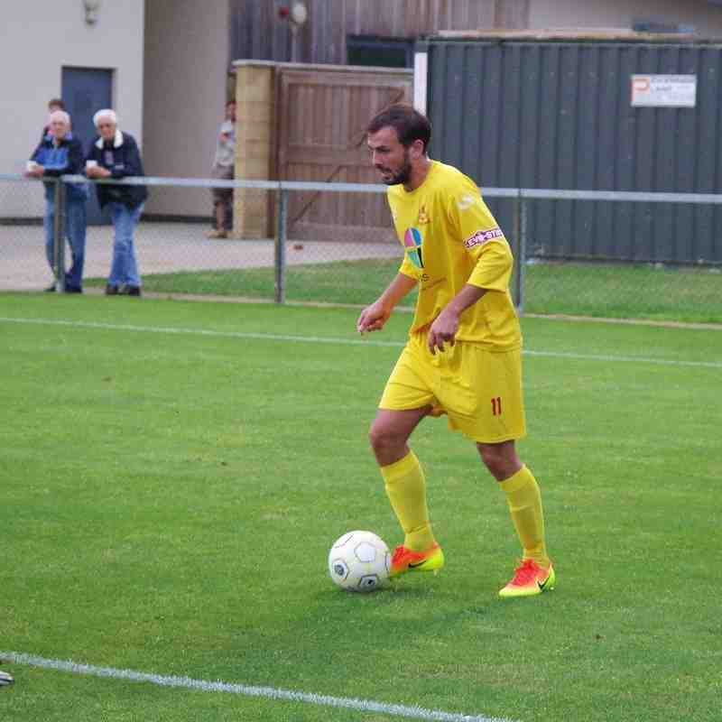 Thame United v Banbury United - 26th July 2016 - Photos