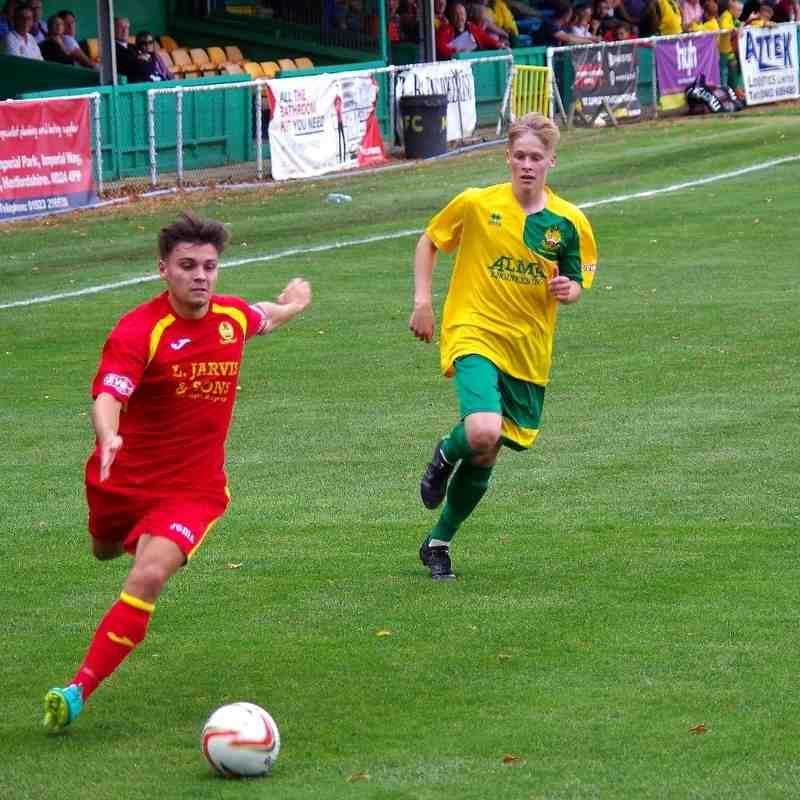 Photos - Hitchin Town v Banbury United