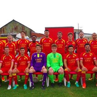 Banbury United 2 Stratford Town 1