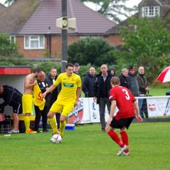 Kettering Town v Banbury United Photos