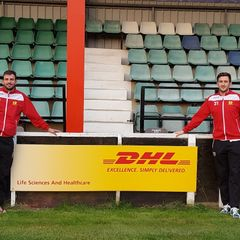 DHL reaffirm commitment with another season's sponsorship