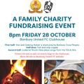Charity Fundraising Event in aid of Katharine House Hospice - Fri 28th Oct - Tickets available tonight