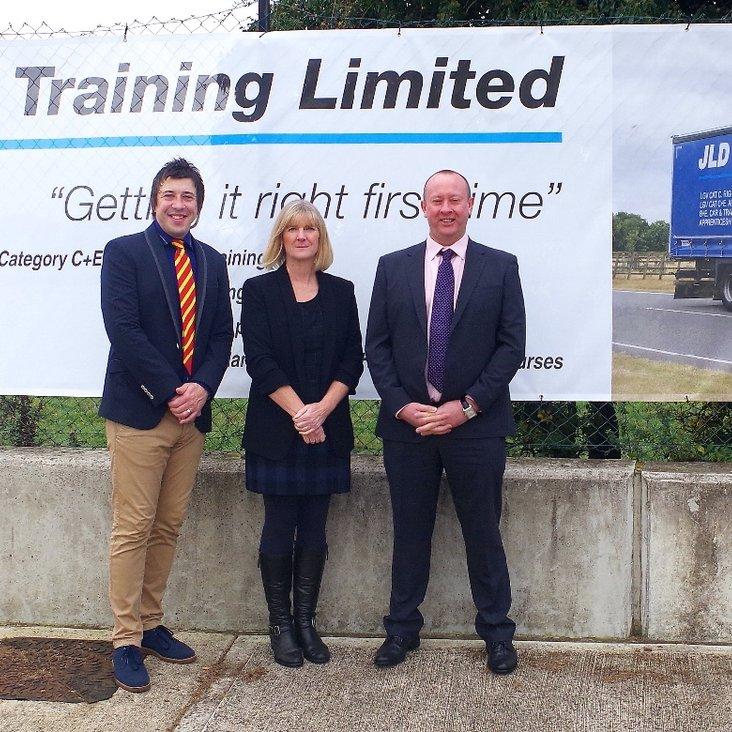 JLD Driver Training Sponsor King&#039;s Sutton End<
