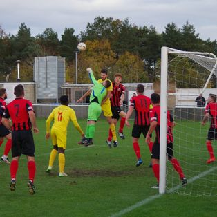 Cirencester Town 1 Banbury United 4