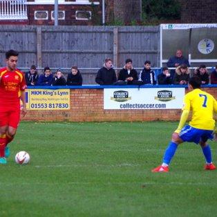 King's Lynn Town 1 Banbury United 0