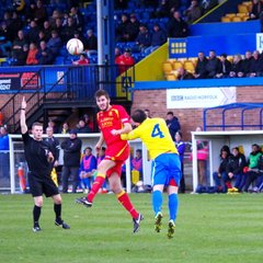 Photos - King's Lynn Town v Banbury United - 19 Nov 2016
