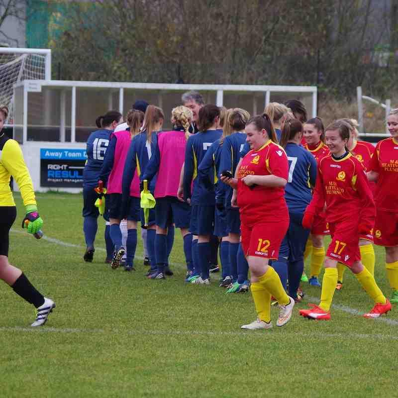 Photos - Banbury United Ladies v Launton - 20 Nov