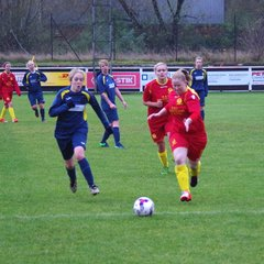 Photos - Banbury United Ladies v Launton - 20 Nov