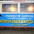 Bourton Drain Services Sponsorship