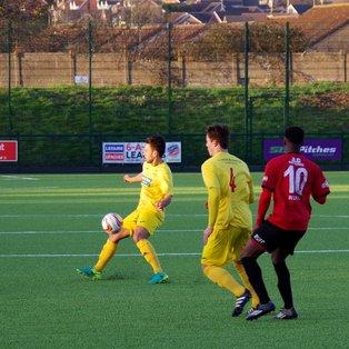 Redditch United 0 Banbury United 0