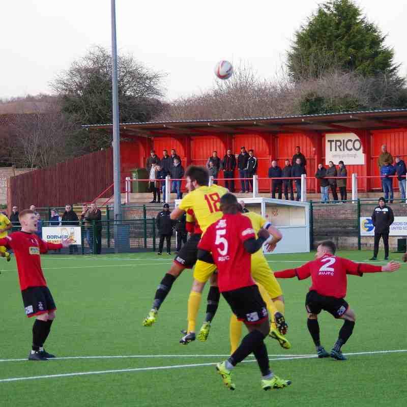 Photos - Redditch United v Banbury United - 26 Dec