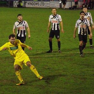 Dorchester Town 0 Banbury United 1