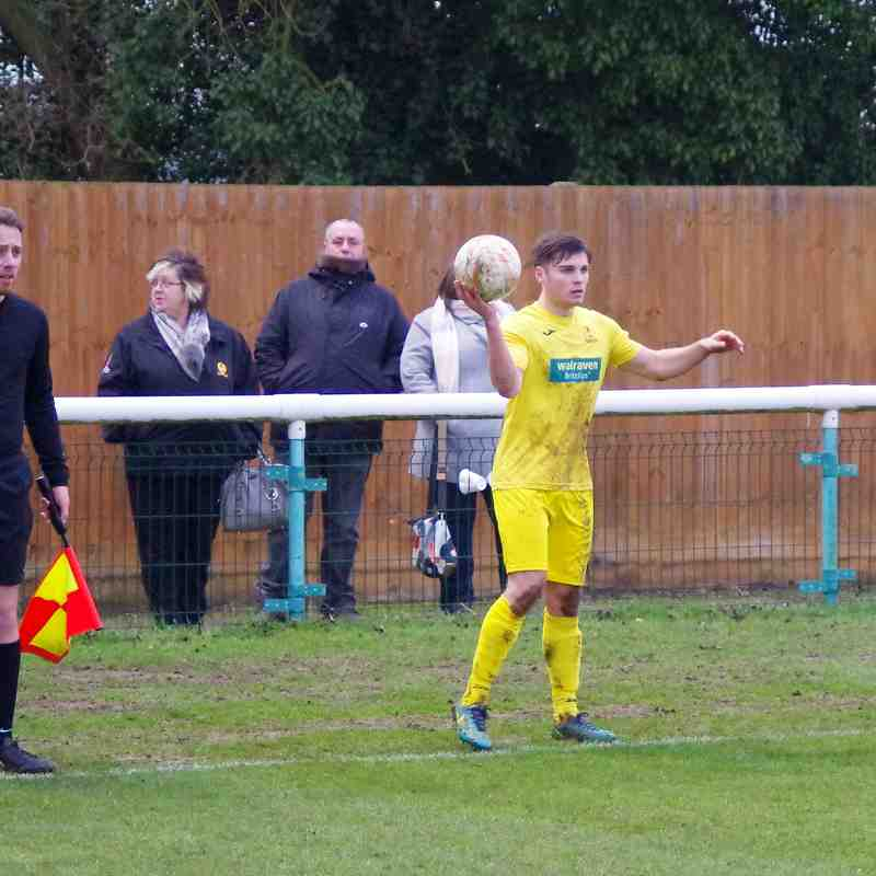 Photos - Biggleswade Town v Banbury United