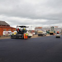 Car Park Works Photos
