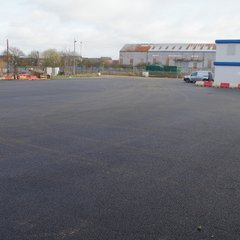 Car Park Works Complete