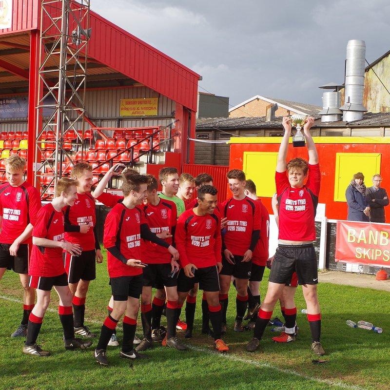 Banbury United Host Schools Final