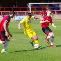 Hayes & Yeading United 0 Banbury United 1