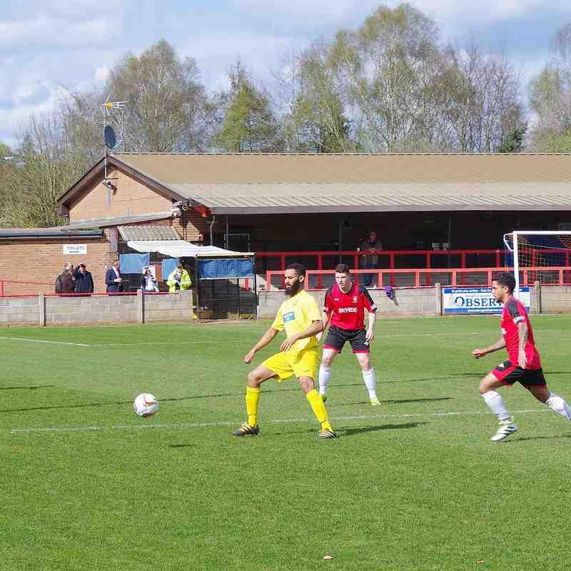 Photos - Hayes & Yeading v Banbury