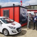 Bristol Street Hyundai and Peugeot Sponsor the Club