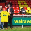 Walraven recommit to Banbury United in 2-year away kit deal
