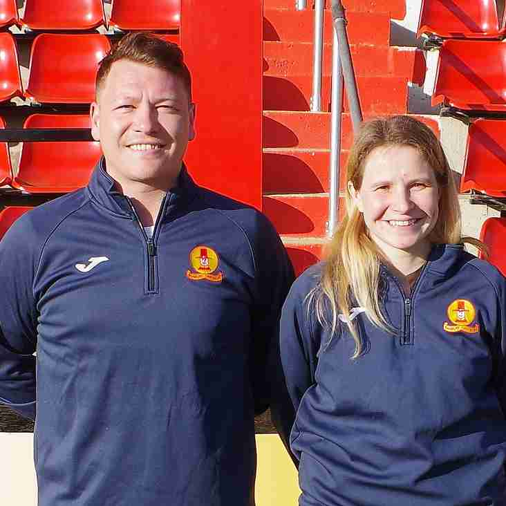 Banbury United Women's Team Appointments