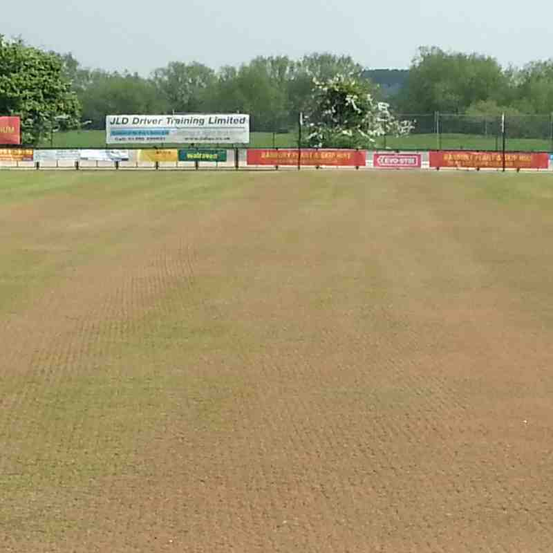 Works on Pitch and Grounds