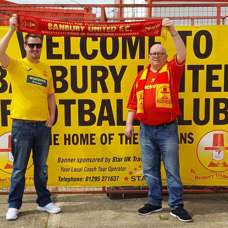 Banbury United Walkathon - Saturday 1st July