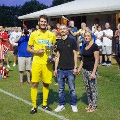 Easington Sports v Banbury United 18th July 2017