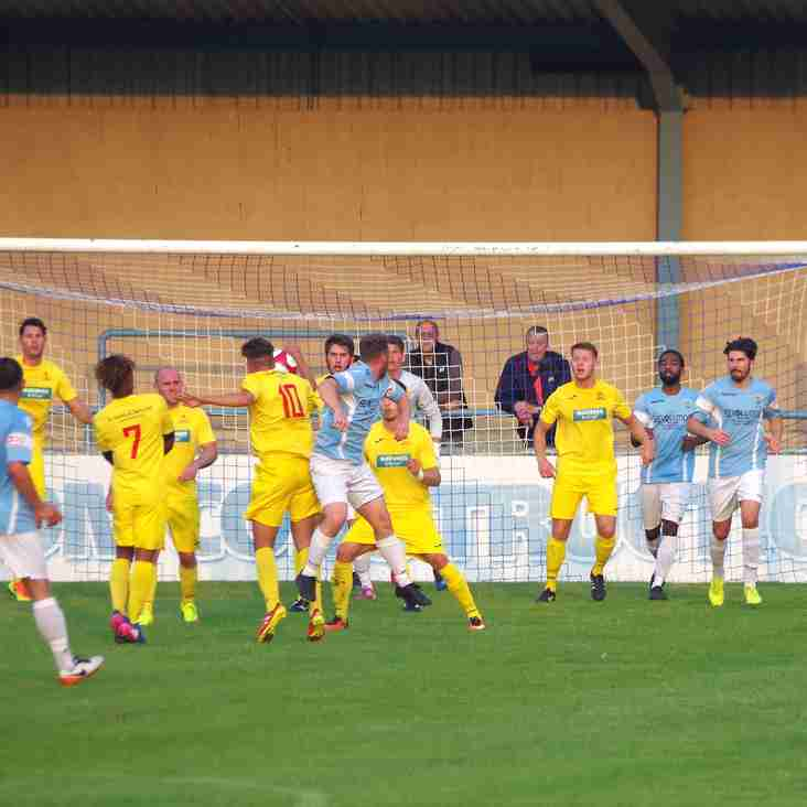 Rugby Town 0 Banbury United 5 - Report