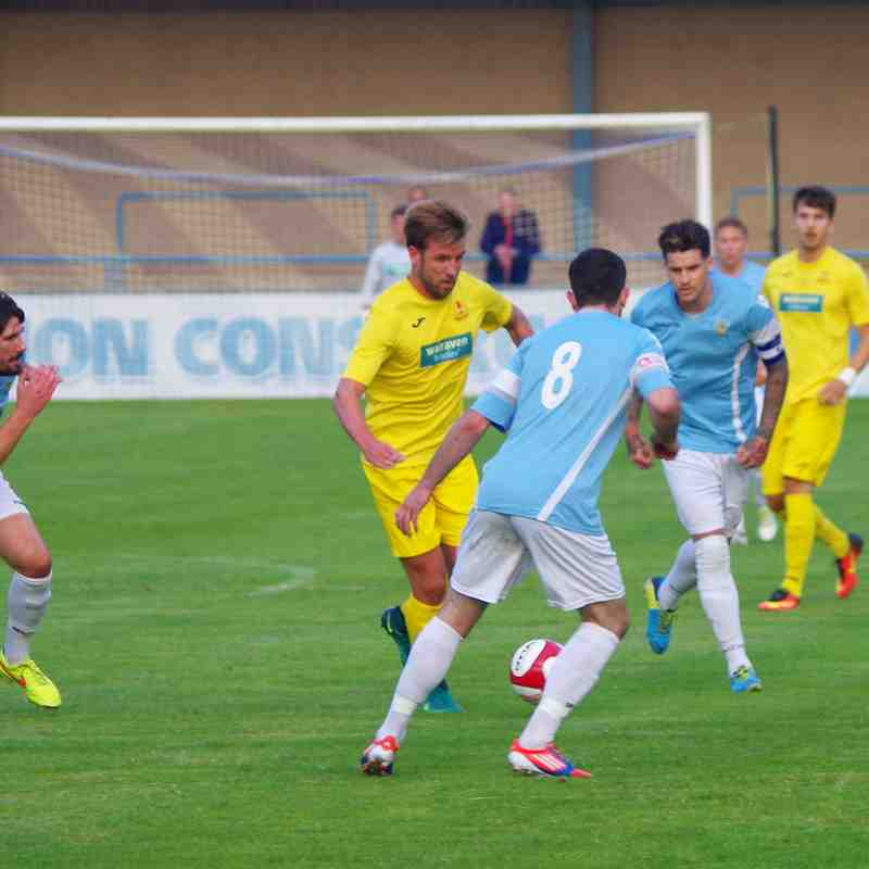 Photos - Rugby Town v Banbury United 25th July 2017