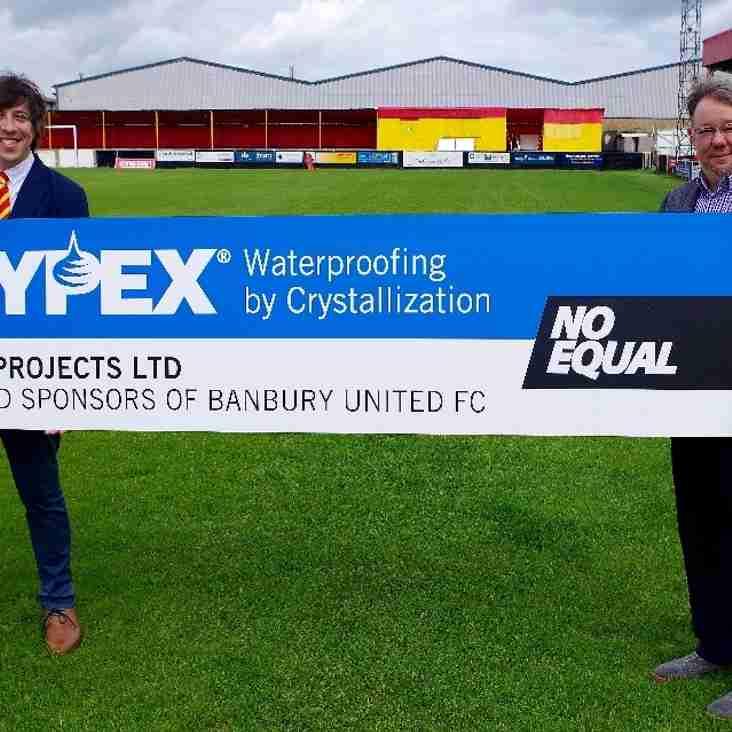 SMR Projects Ltd become United's  Premier Community Club Sponsor