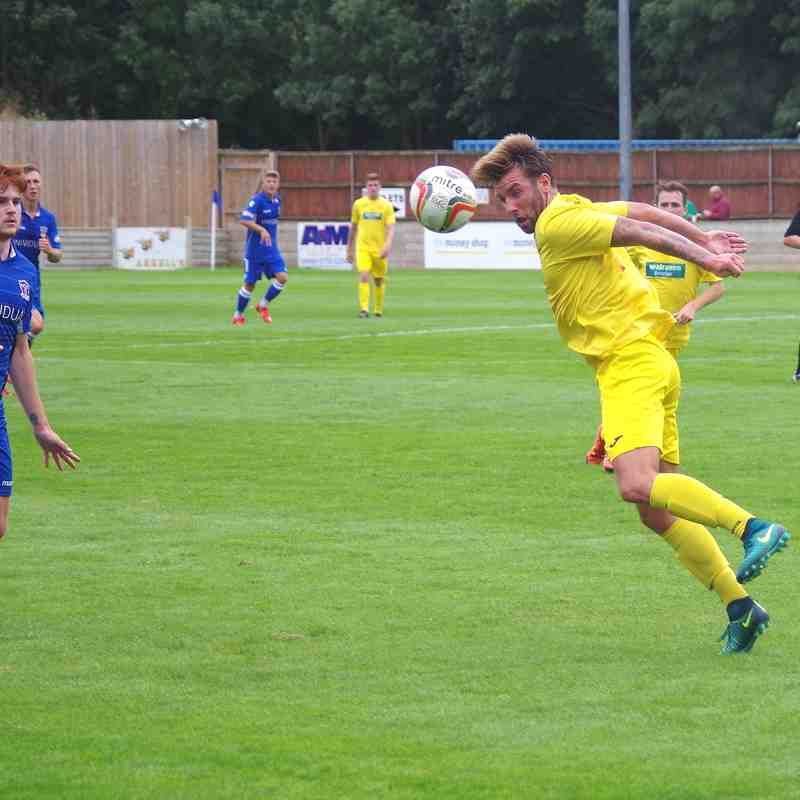 Photos - Swindon Supermarine v Banbury - 29th July 2017
