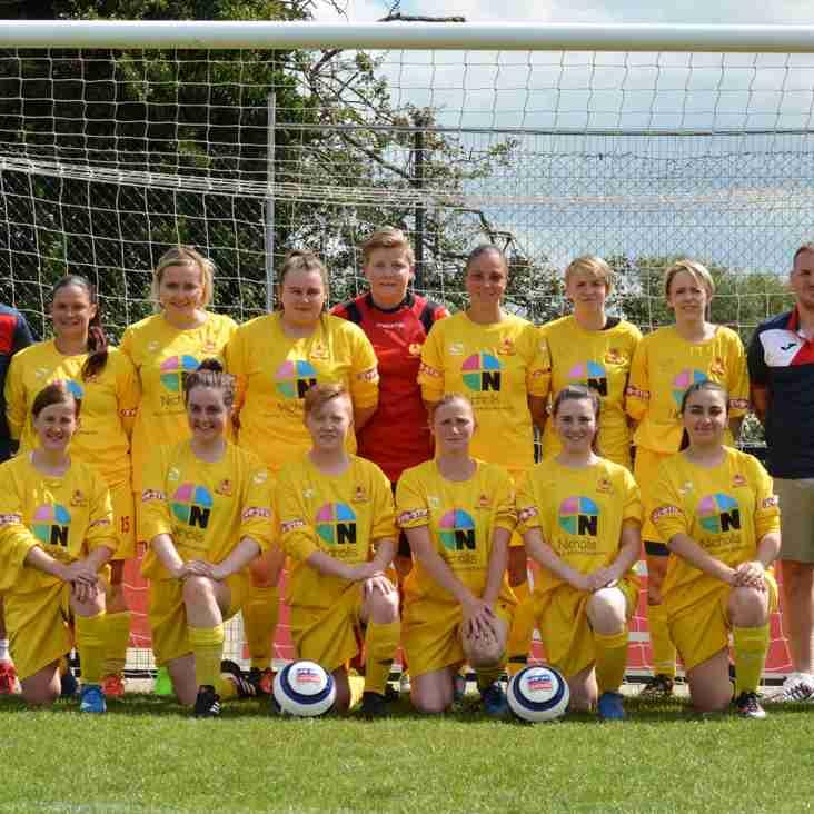 Banbury United Women's Team Photo